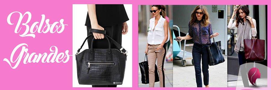 bolsos o carteras grande para mujer