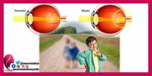 miopia enfermedad del ojo