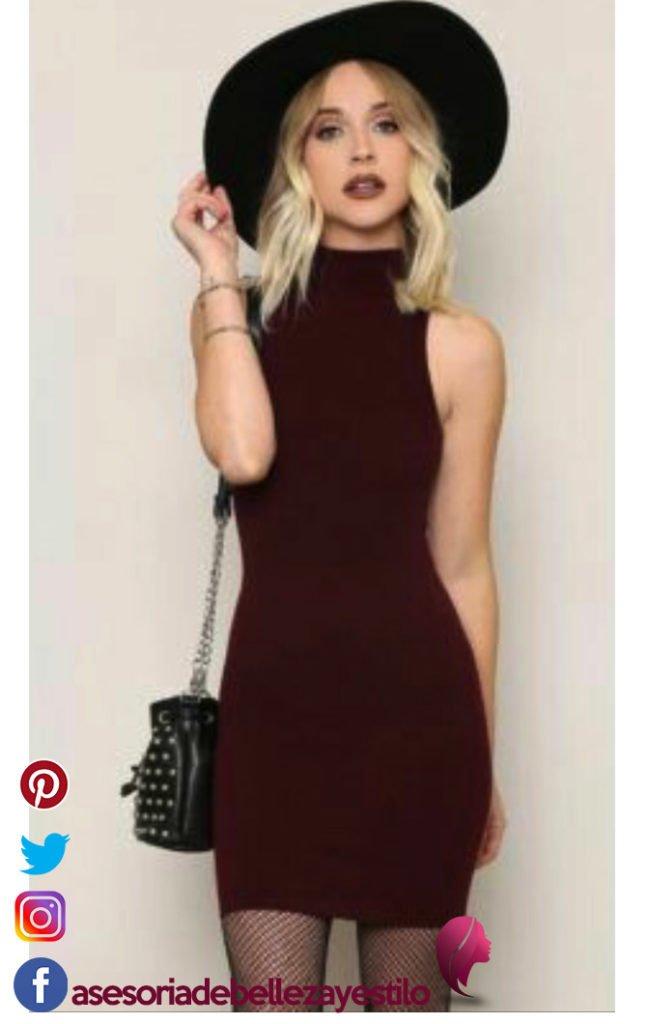 outfit elegante, sexy y casual