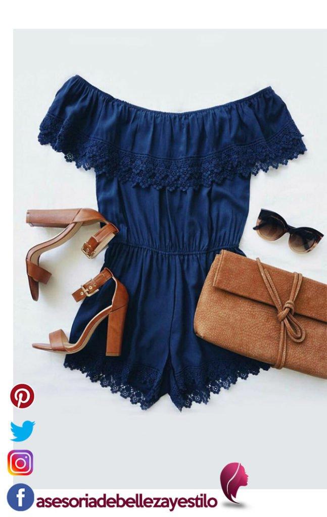 outfit elegante y casual