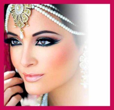 Como hacer maquillaje arabe paso a paso