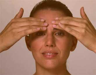 remedios caseros para la migraña, masajes