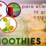 Smoothie recetas PARA BAJAR DE PESO