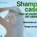 Tu cabello crecerá mas rápido con este shampoo casero