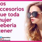 Los accesorios que toda mujer deberia tener segun Coco Chanel