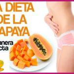 La dieta de la papaya: Adelgaza rápido