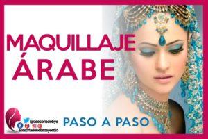 Como hacer maquillaje árabe paso a paso