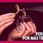 Con estos trucos tu perfume durará más tiempo