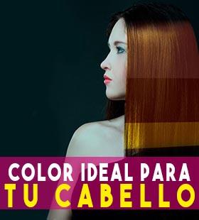 color de cabello ideal según tu tono de piel