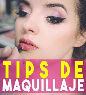 tips de maquillaje belleza mujer