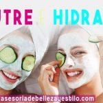Mascarilla de pepino para la cara Hidrata y nutre