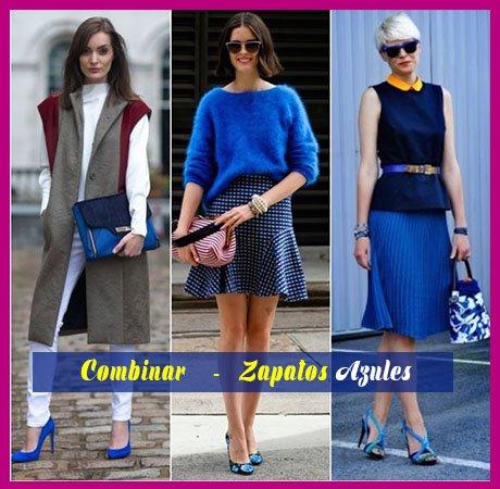 como combinar un outfit de zapatos azules asesoría de belleza y estilo