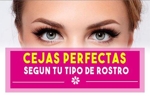 como delinear y depilar las cejas según tu tipo de rostro, cejas perfectas